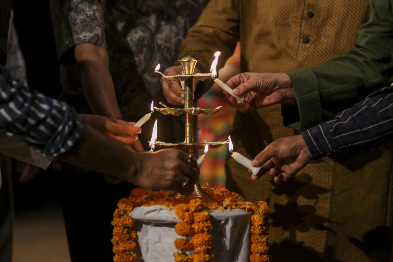 Beyond Boundaries : Journey of PFDA-Vocational Training Center & Formal Inauguration Of Karishma